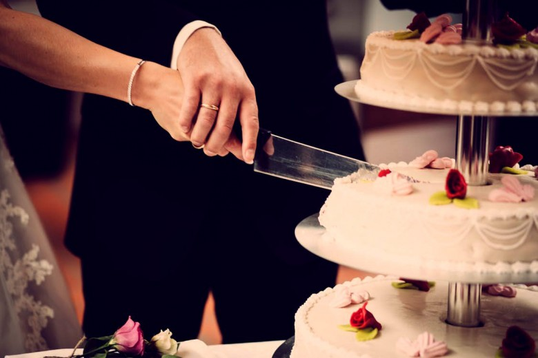 Bruiloft vieren in de Lockhorst
